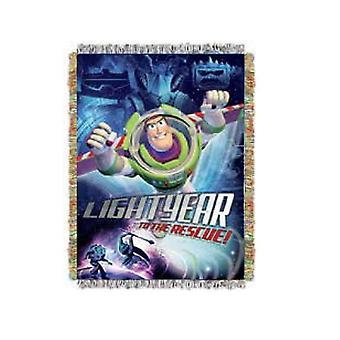 Tapestry Throw - Disney - Toys Story Buzz Lightyear Victorious Blanket 252455