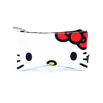 Pencil Case - Hello Kitty - Big Face New sancb0665