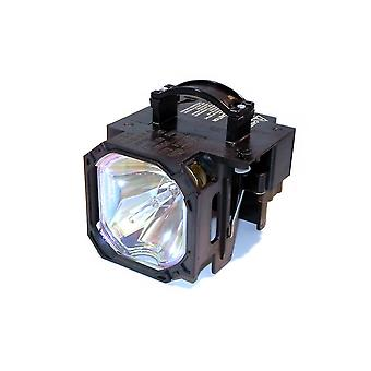 Premium Power TV Lamp With OEM Bulb Compatible With Mitsubishi 915P043010