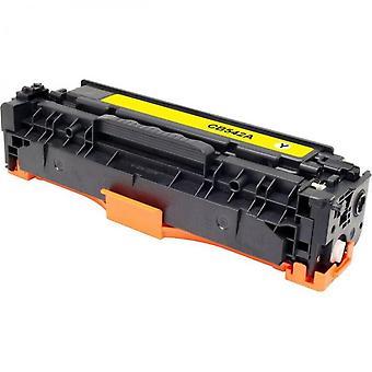 eReplacements Premium Toner Cartridge For HP CB542A