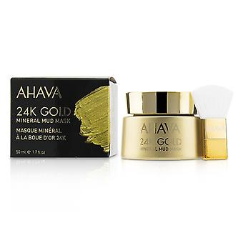 Ahava 24k Gold Mineral Mud Mask - 50ml/1.7oz