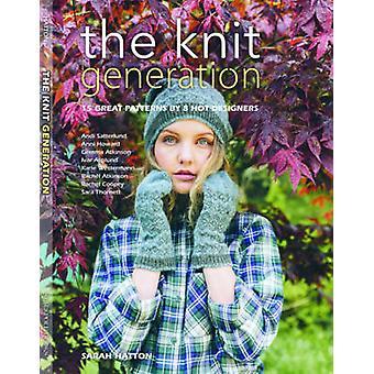 Knit Generation by Sarah Hatton