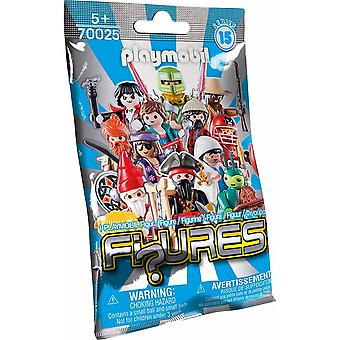 Playmobil 70025 Figures series 15 Boys