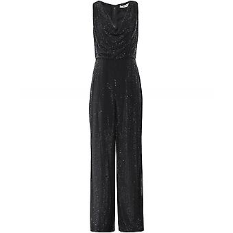 Alice and Olivia Salem Crystal Embellished Jumpsuit