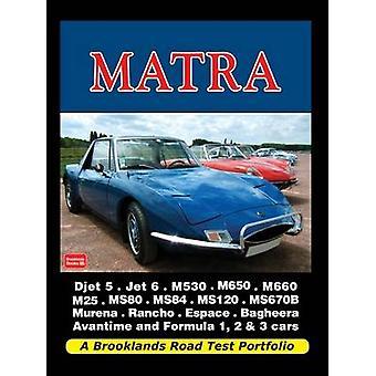 Matra by Edited by R M Clarke