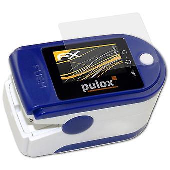 atFoliXガラスプロテクターは、プロロックスPO-200ガラス保護フィルム9Hハイブリッドガラスと互換性があります