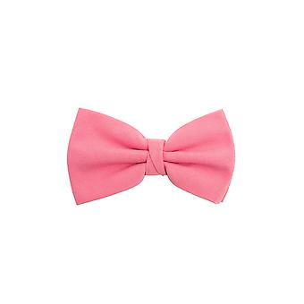 d / Spoke Mens Candy Pink Bow Tie Pre-Tied Fancy Dress Party Accessoire