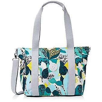 KiplingAsseni S Women's Bag Multicolor (Urban Jungle)40x28x14 Centimeters (B x H x T)