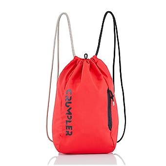 Crumpler Squid L Drawstring Backpack riot red 20L