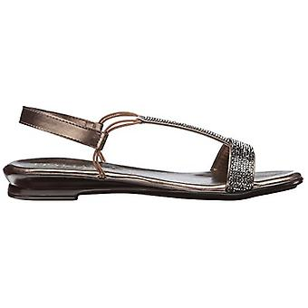 ITALIAN Shoemakers Womens 5696S7 Peep Toe Casual Slingback Sandals