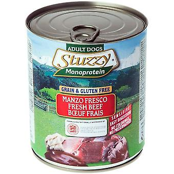 Stuzzy Dog Monoprotein 800 gr Buey Fresco (Dogs , Dog Food , Wet Food)