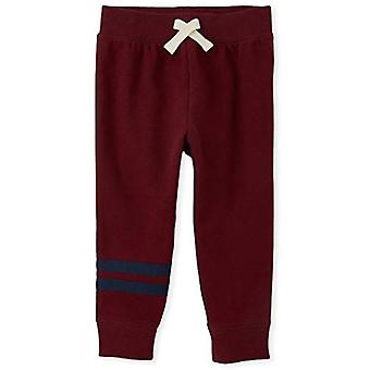 The Children's Place Baby Boys Jogger Pants,, Redwood, Size 12-18 Months