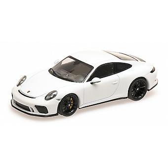 Minichamps 1:43 2018 Porsche 911 GT3 Farmari - valkoinen