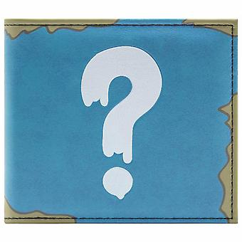 Gravity Falls Mystery Shack Question ID & Card Bi-Fold Wallet