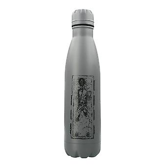 Star Wars, Flasche in Metall - He Carbonit