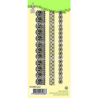 LeCrea Klart stempel - Blonder Long (3x165 mm)
