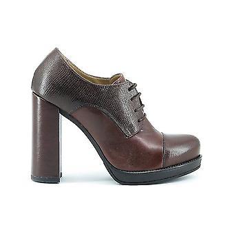 Made in Italia - Schuhe - Schnürschuhe - SABRINA-CIOCCOLATO - Damen - saddlebrown,sienna - 40