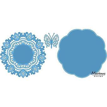 Marianne Design Creatables Cutting Dies - Anja's Butterfly LR0454