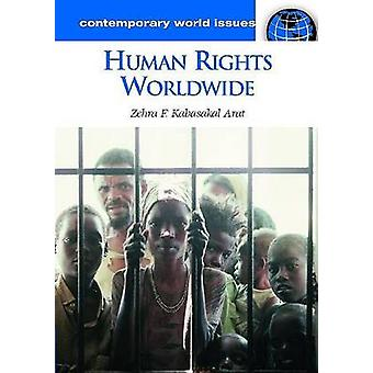 Menneskerettigheder på verdensplan en reference håndbog af Arat & Zehra