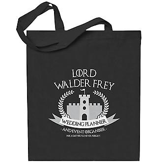 Game Of Thrones Lord Walder Frey Wedding Planner Totebag