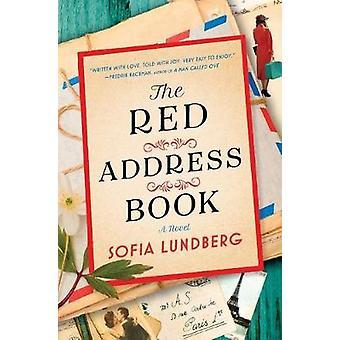 The Red Address Book by Sofia Lundberg - 9780358108542 Book