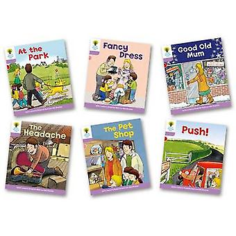 Oxford Reading Tree Level 1 Patterned Stories Pack of 6 by Hunt & RoderickHowell & Gill