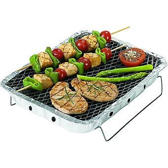 2x Disposable grills - 30 x 23 cm