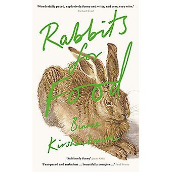 Rabbits for Food by Binnie Kirshenbaum - 9781788164658 Book