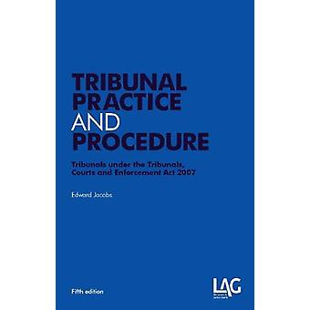 Tribunal Practice and Procedure by Edward Jacobs - 9781912273089 Book