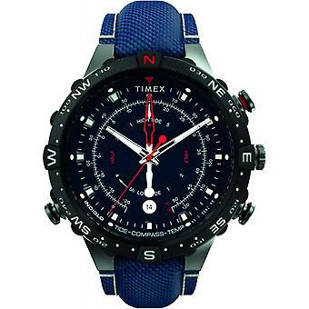 montre Timex montres Allied Tide/Temp/Compass TW2T76300 - montre  Homme
