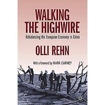 Kävely Highwire - tasapainottaminen Euroopan talouden kriisissä O