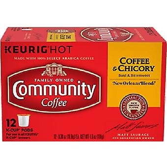Community Coffee & Chicory Coffee Keurig K Cup