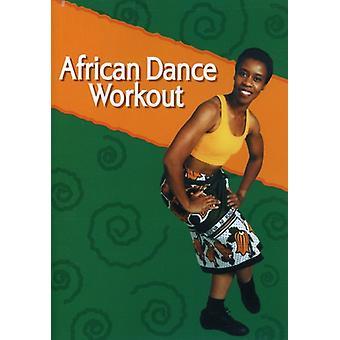 African Dance Workout [DVD] USA import