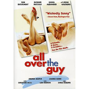 All Over the Guy [DVD] USA import