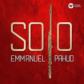 Pahud*Emmanuel - Solo [CD] USA import