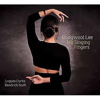 Bongwool Lee - My Singing Fingers [CD] USA import