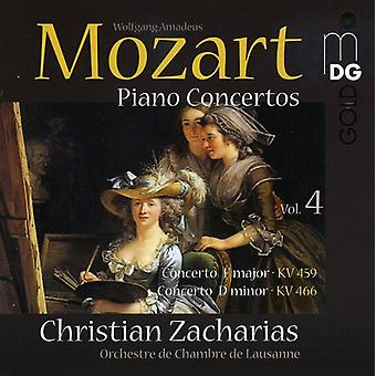 Concertos Piano Vol. 4 [CD] USA import