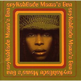 Erykah Badu - Mama's Gun [CD] USA import