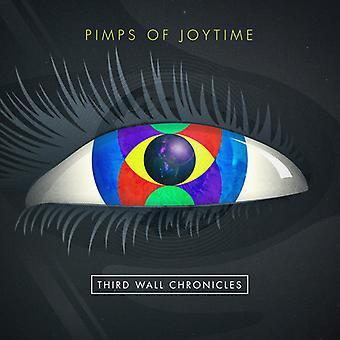 Pimps of Joytime - Third Wall Chronicles [Vinyl] USA import