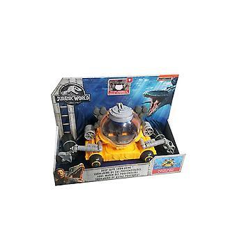 Jurassic world - deep-dive submarine