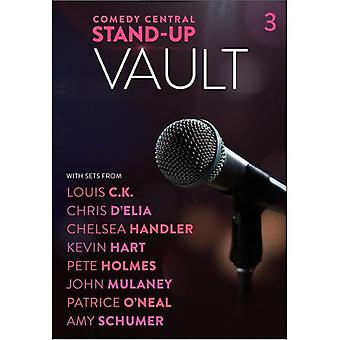 Comedy Central Stand-Up Vault # 3 [DVD] USA import