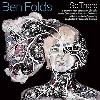 Ben Folds - So There [Vinyl] USA import