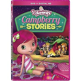 Strawberry Shortcake: Campberry verhalen [DVD] USA importeren
