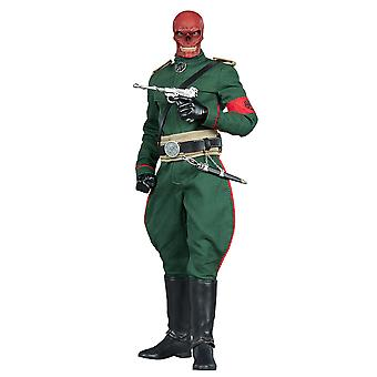 """Captain America Red Skull 1:6 Scale 12"""" Action Figure"""