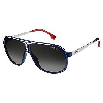 Carrera 1007/S PJP/9O Blue/Dark Grey Gradient Sunglasses