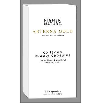 Haute Nature Aeterna Or Collagène Beauty Caps 90 (AERE090)