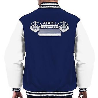 Atari 2600 Console & Joysticks Men's Varsity Jacket