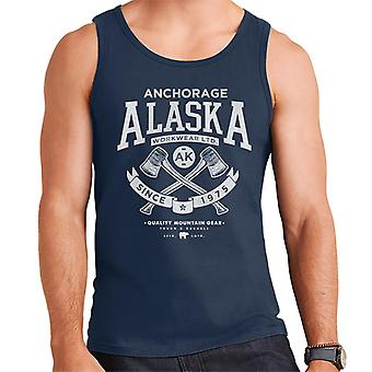 London Banter Alaska Axe logo miehet ' s Vest