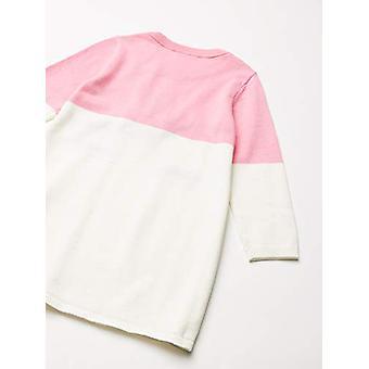 Brand - Spotted Zebra  Girl's Swing Sweater Dresses, Unicorn, Small (6...