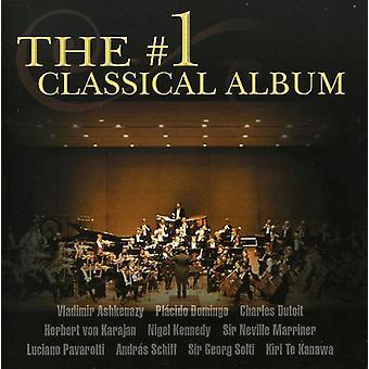 #1 Album classique - importation USA The #1 Album classique [CD]
